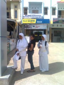 bayar SPP @BTN bank
